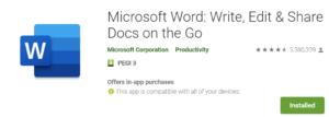 Office 365 Sklep Google Play