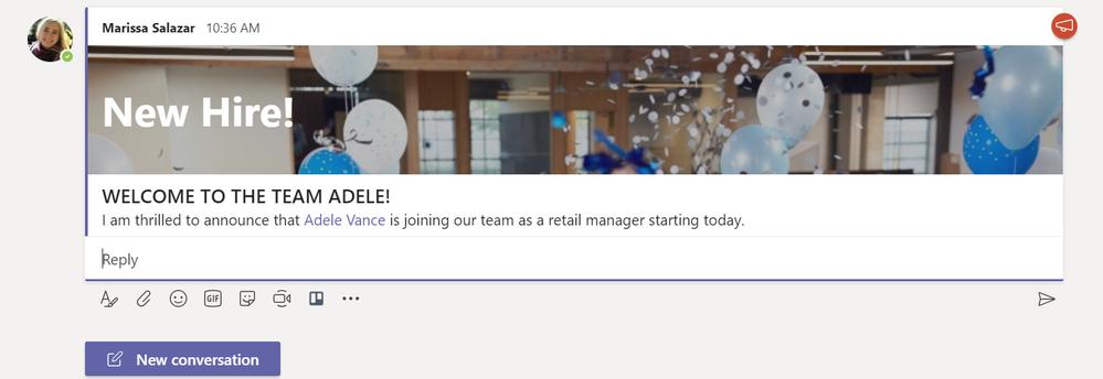 Zmiany w Microsoft Teams - ogłoszenia w kanałach grupowych