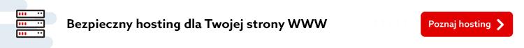 Szukasz miejsca na stronę WWW i pocztę e-mail? Wybierz tani hosting, którego główną cechą jest niezawodność. Kupując każdą usługę w home.pl, możesz  liczyć na całodobowe wsparcie w języku polskim.