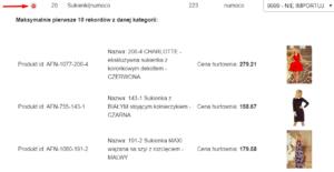 Integracja z hurtownią Numoco w eSklep