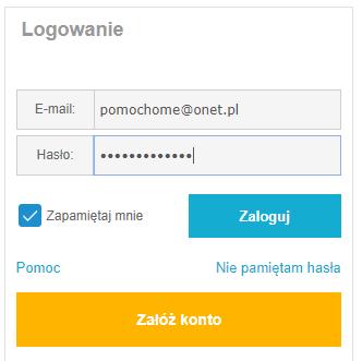 Nie pamiętam hasła do Poczty Onet.pl. Jak zmienić hasło?