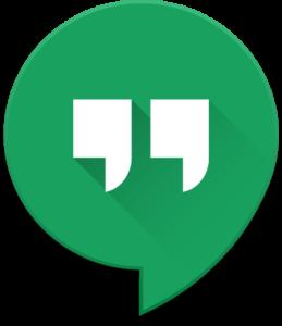 Klasyczna aplikacja Google Hangouts