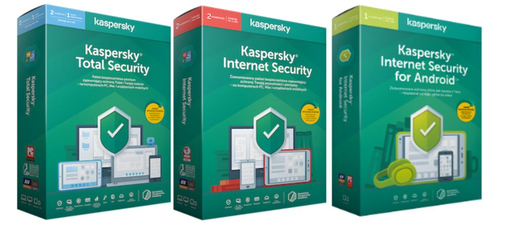 Kaspersky 2020 w home.pl