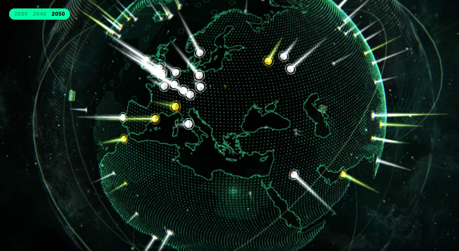 Interaktywny portal zaglądający w przyszłość bezpieczeństwa komputerów