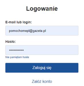 Zmiana hasła do poczty gazeta.pl - logowanie do poczty