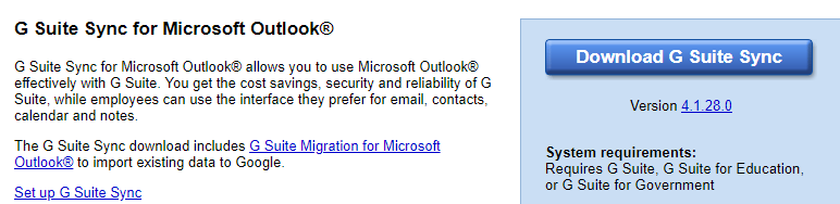 Jak zsynchronizować konto Google Workspace z Microsoft Outlook?