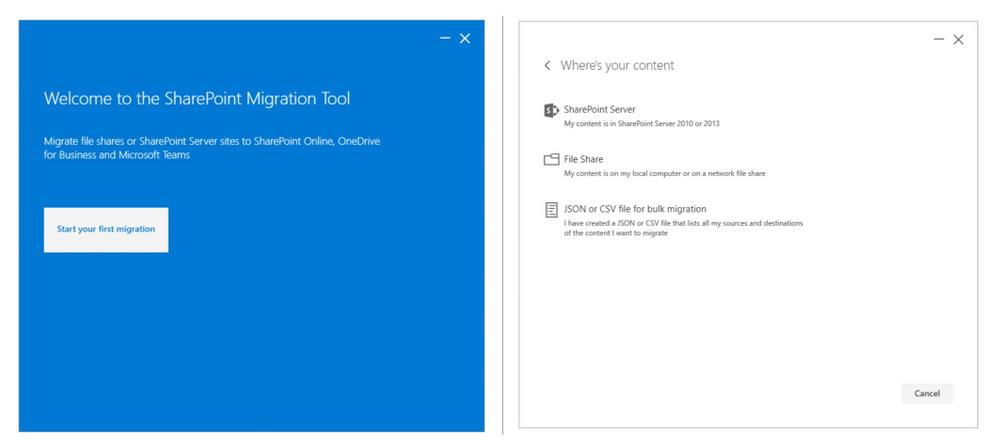 Migracja SharePoint może zostać przeprowadzona narzędziem Microsoft
