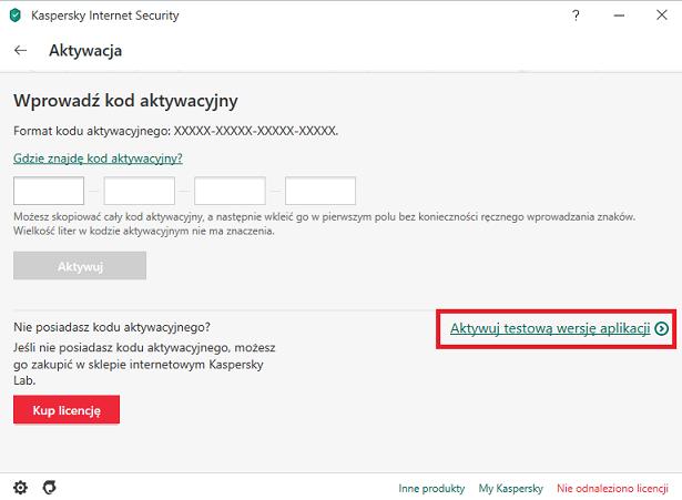 Kaspersky Internet Security – Darmowy program antywirusowy