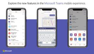 Użytkownicy iOS otrzymali aktualizację aplikacji Microsoft Teams