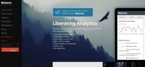 Analityka stron WWW - Matomo, alternatywa dla Google Analytics