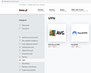 Jak zarejestrować usługę VPN?