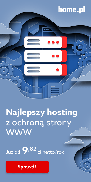 Domeny, Hosting, Serwery WWW, Strony, Sklepy internetowe | home.pl