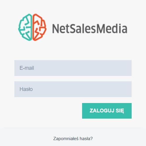 Logowanie do Panelu Partnera - e-mail i hasło