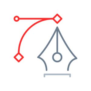 Trendy w projektowaniu stron internetowych. Flat design