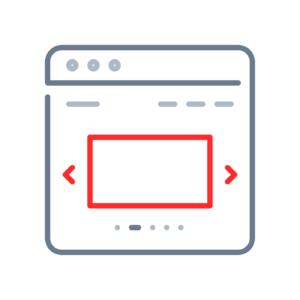 Trendy w projektowaniu stron internetowych - hero images