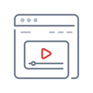 Trendy w projektowaniu stron internetowych - treści video