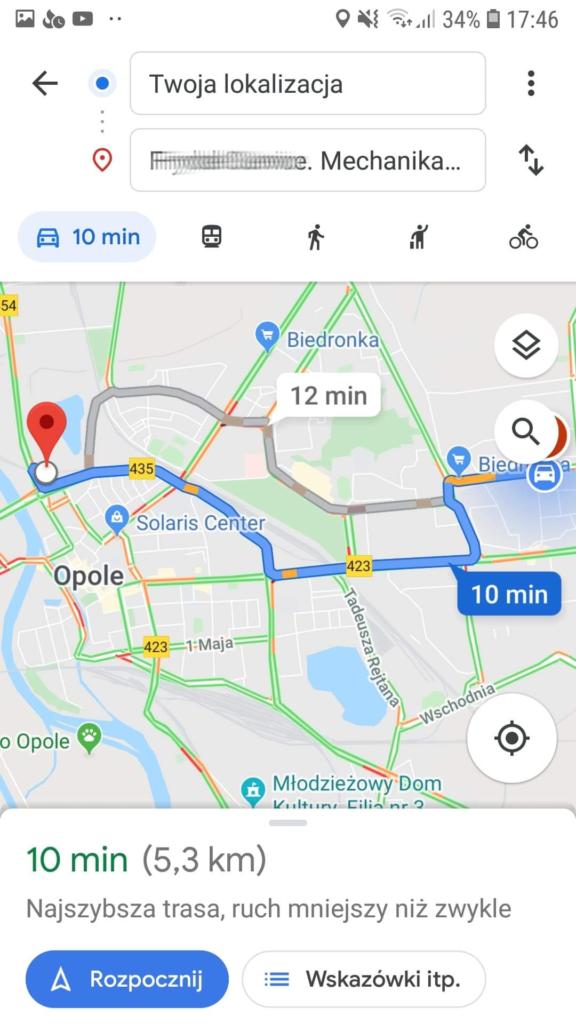 Google Maps - Dostęp do danych Twojej firmy