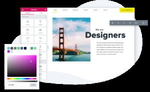 Kreator szablonów WordPress