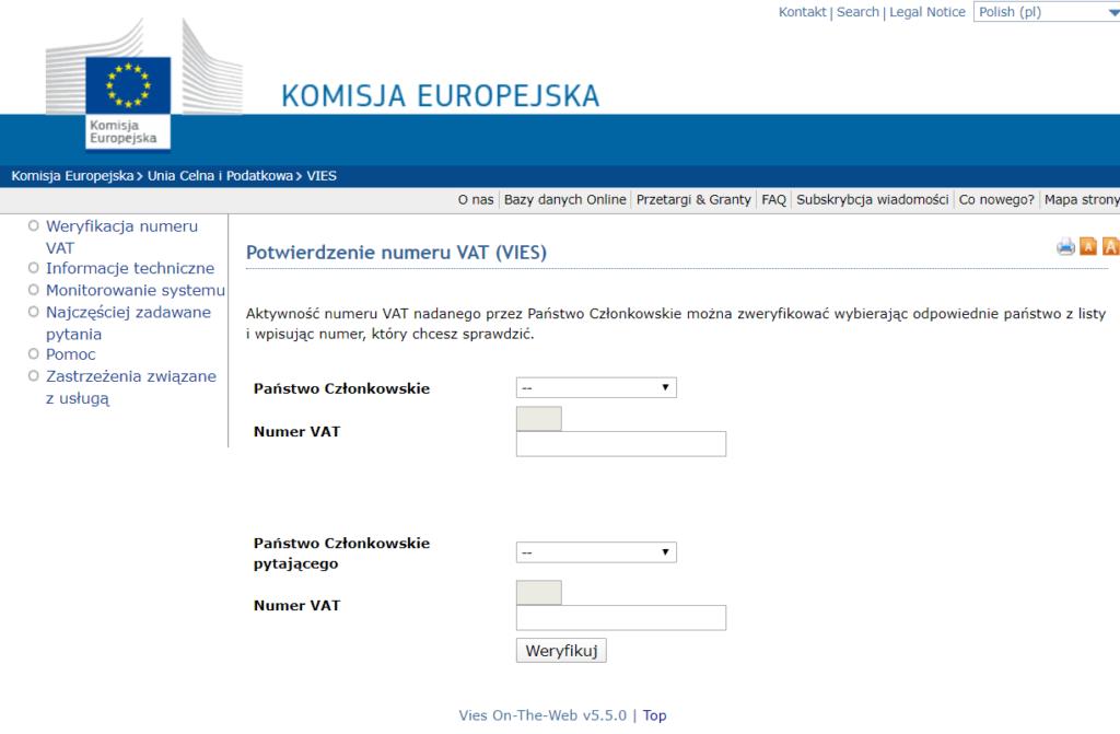 Jak sprawdzić płatnika VAT? Wyszukiwarka VIES UE