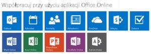 Office 365 online bezpłatny dostęp do narzędzi Microsoft