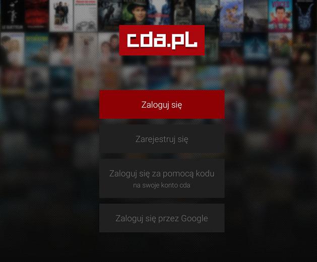 Jak oglądać CDA Premium na telewizorze AndroidTV