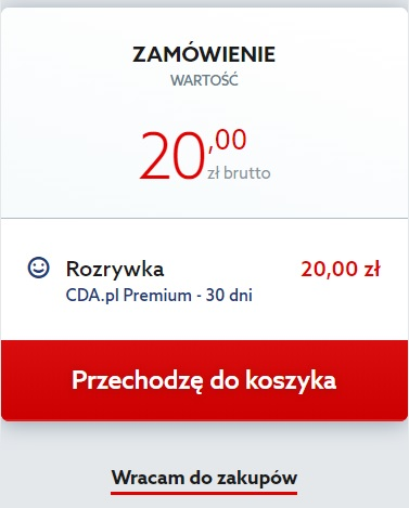Jak zarejestrować CDA Premium