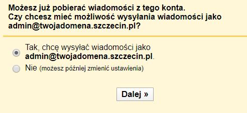 Jak dodać pocztę home.pl do obsługi w poczcie Gmail?
