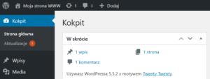Jak sprawdzić wersję CMS WordPress?