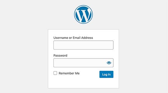 Jak znaleźć adres URL logowania do WordPress?