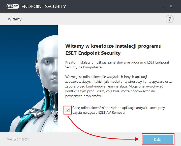 Jak zainstalować ESET Endpoint Security oraz ESET Antivirus?