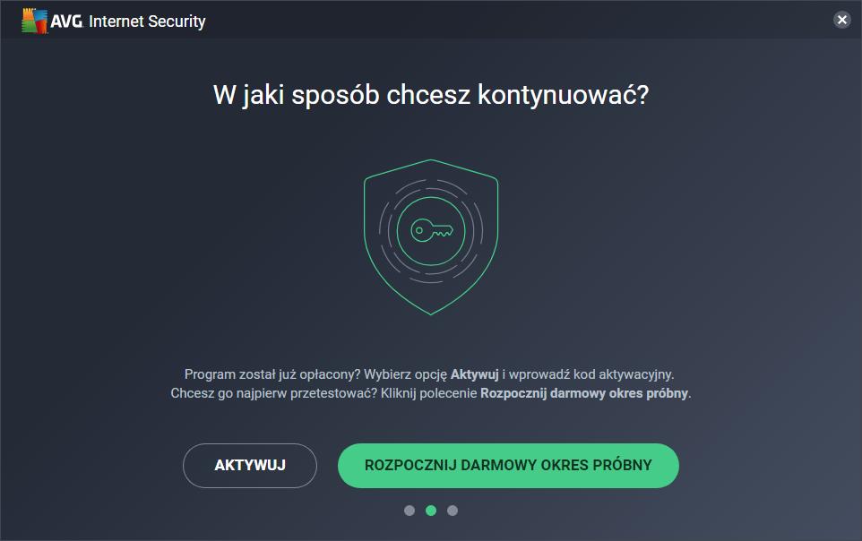 Jak aktywować AVG Internet Security? Aktywacja licencji antywirusa