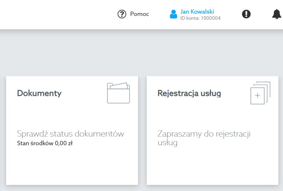 Gdzie znajdę ID klienta / ID konta w Panelu klienta home.pl?