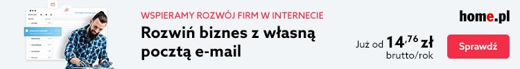 Poczta wybrana przez tysiące firm