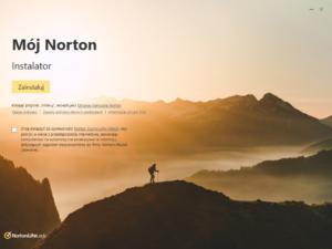 Zainstaluj Norton 360
