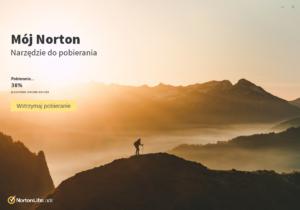 Pobieranie Norton 360