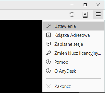 Jak ustawić nienadzorowany zdalny dostęp w AnyDesk?