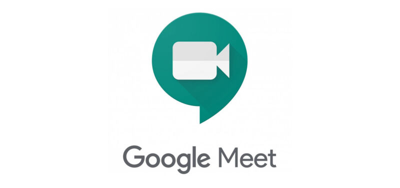 Google Meet logo - nauka zdalna