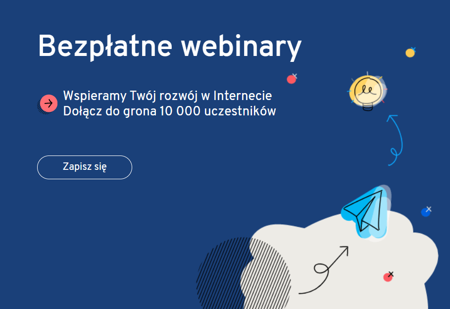 Akademia home.pl - bezpłatne webinary online - zapisz się