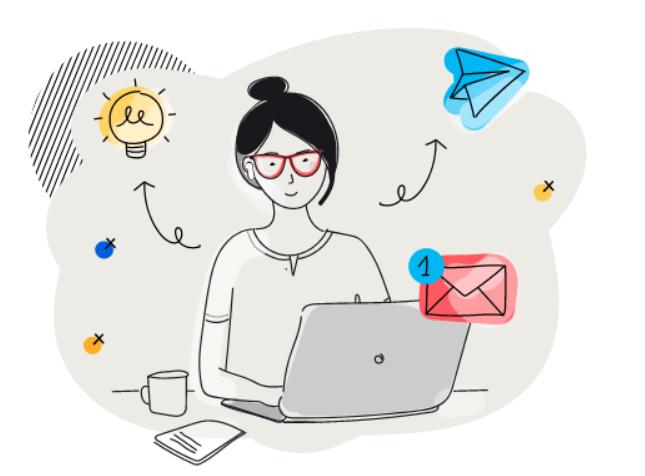 Organizacja webinaru. Jak stworzyć pierwszy webinar? Grafika