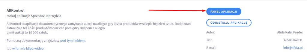 Pełna kontrola nad aukcjami Allegro w sklepie internetowym home.pl