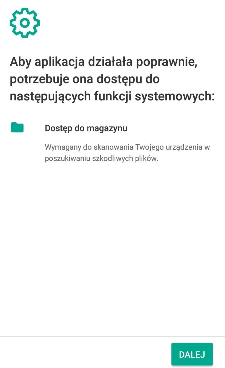 Jak zainstalować antywirus Kaspersky for Android?