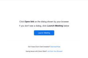 Jak dołączyć do spotkania Zoom z linku