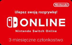 Nintendo Switch Online – jak aktywować kod na swoim koncie?