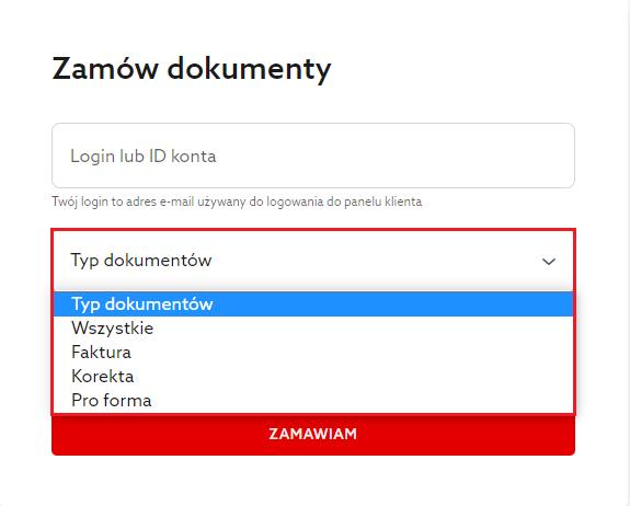 Jak zamówić dokumenty przez repozytorium?
