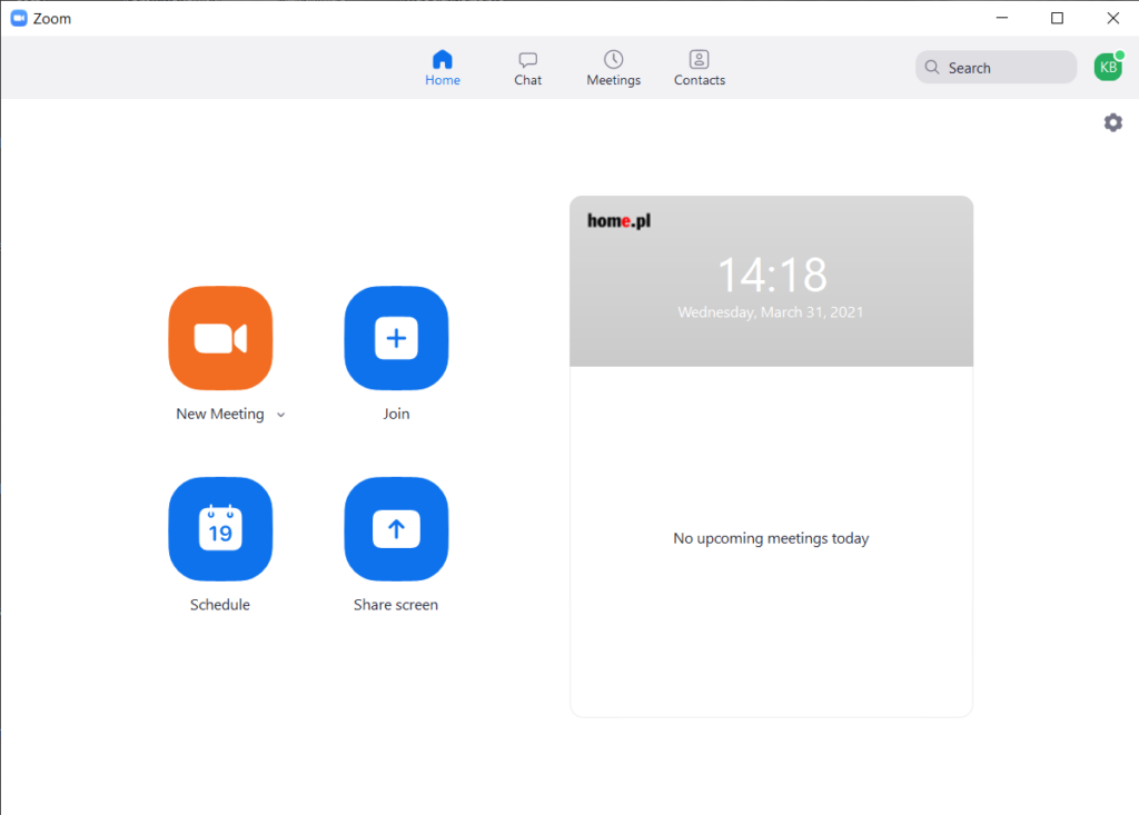 Zoom – jak połączyć się ze spotkaniem w aplikacji Zoom?