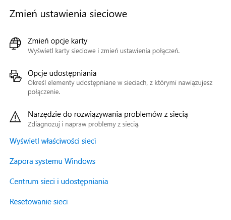 Jak sprawdzić hasło Wi-Fi w Windows 10?