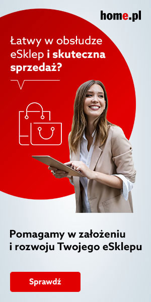 Załóż własny sklep internetowy. Zacznij sprzedawać online - home.pl