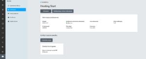 Włączenie wsparcia starszych wersji PHP