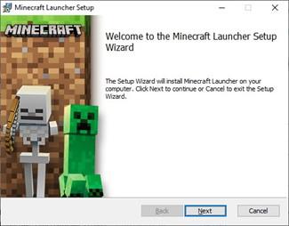 Instalacja Minecraft - instalator