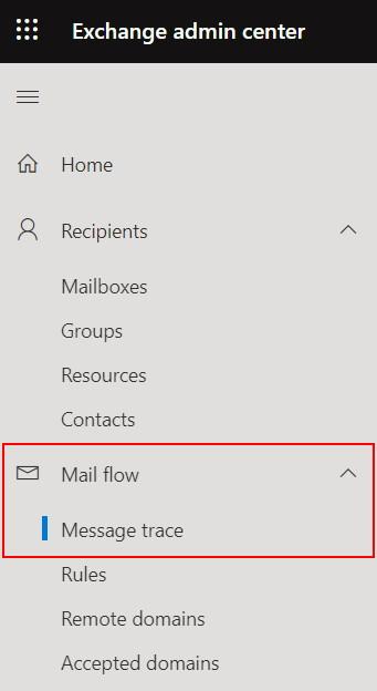 Śledzenie logów pocztowych w Exchange